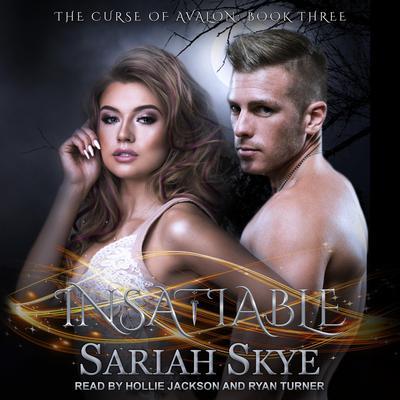 Insatiable Audiobook, by Sariah Skye