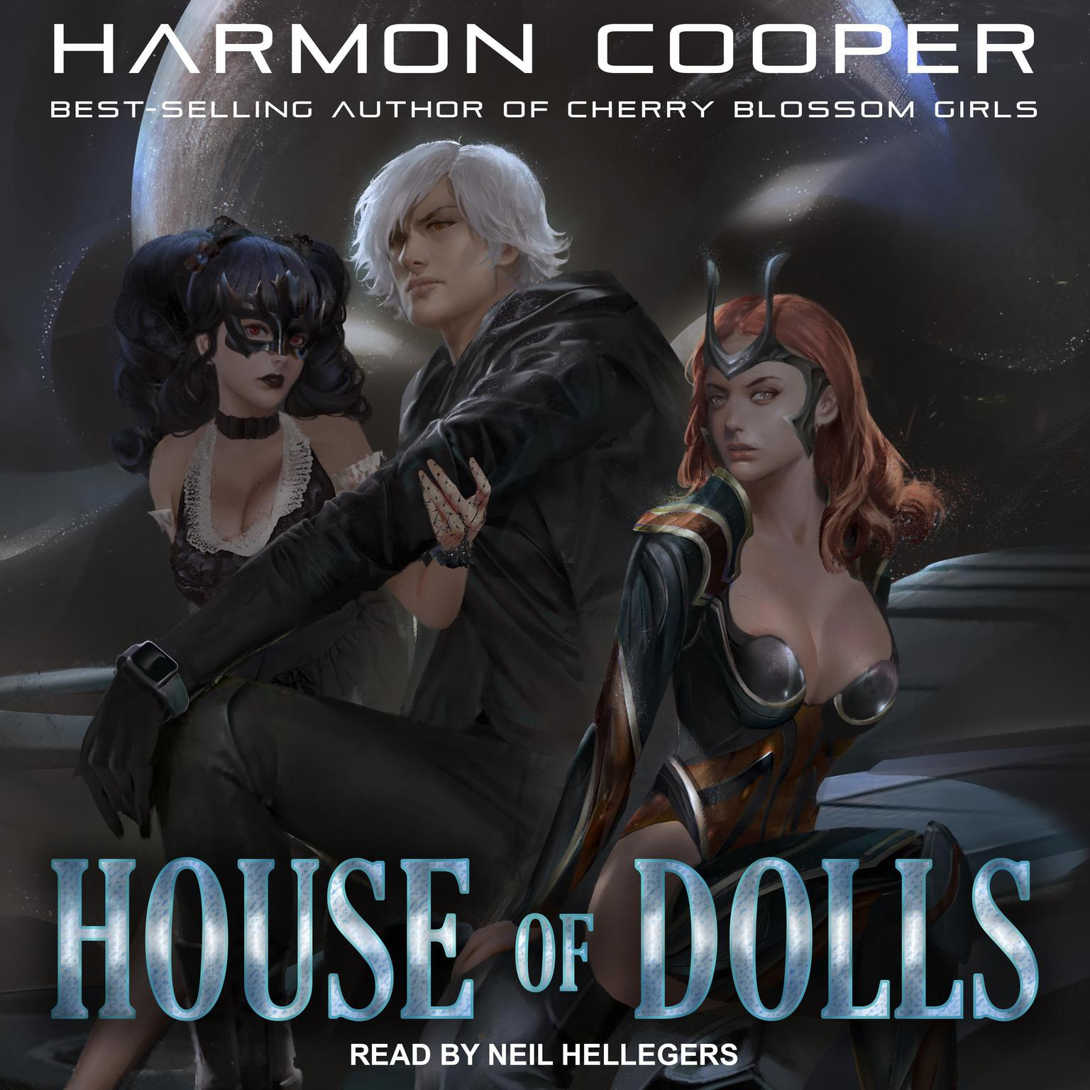 Printable House of Dolls Audiobook Cover Art