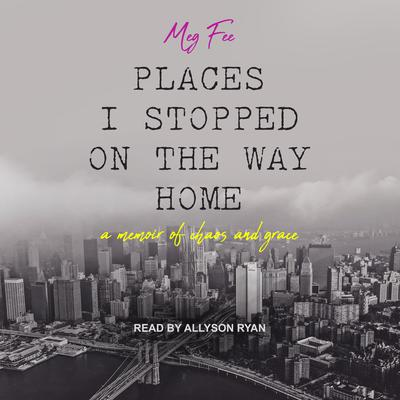 Places I Stopped on the Way Home: A Memoir of Chaos and Grace Audiobook, by Meg Fee