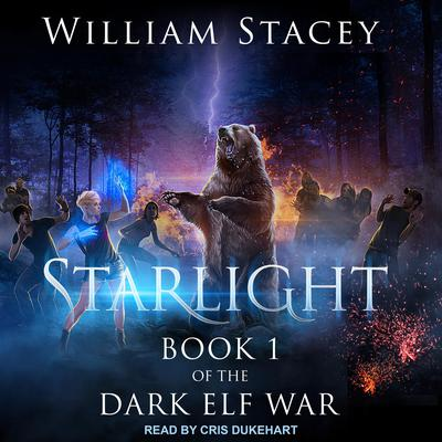 Starlight Audiobook, by William Stacey