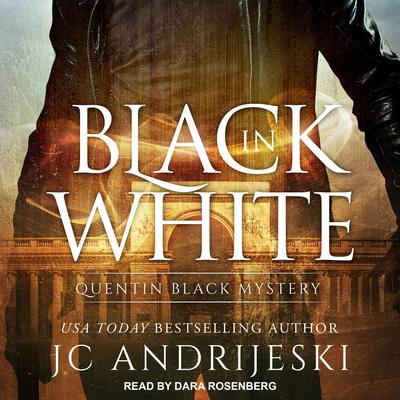 Black In White Audiobook, by JC Andrijeski