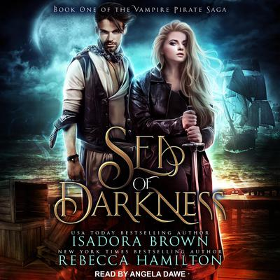 Sea of Darkness Audiobook, by Rebecca Hamilton