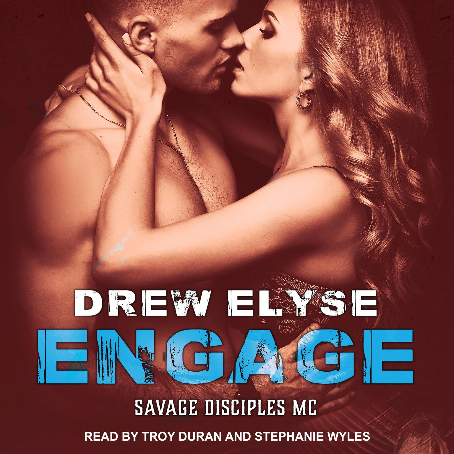 Printable Engage Audiobook Cover Art