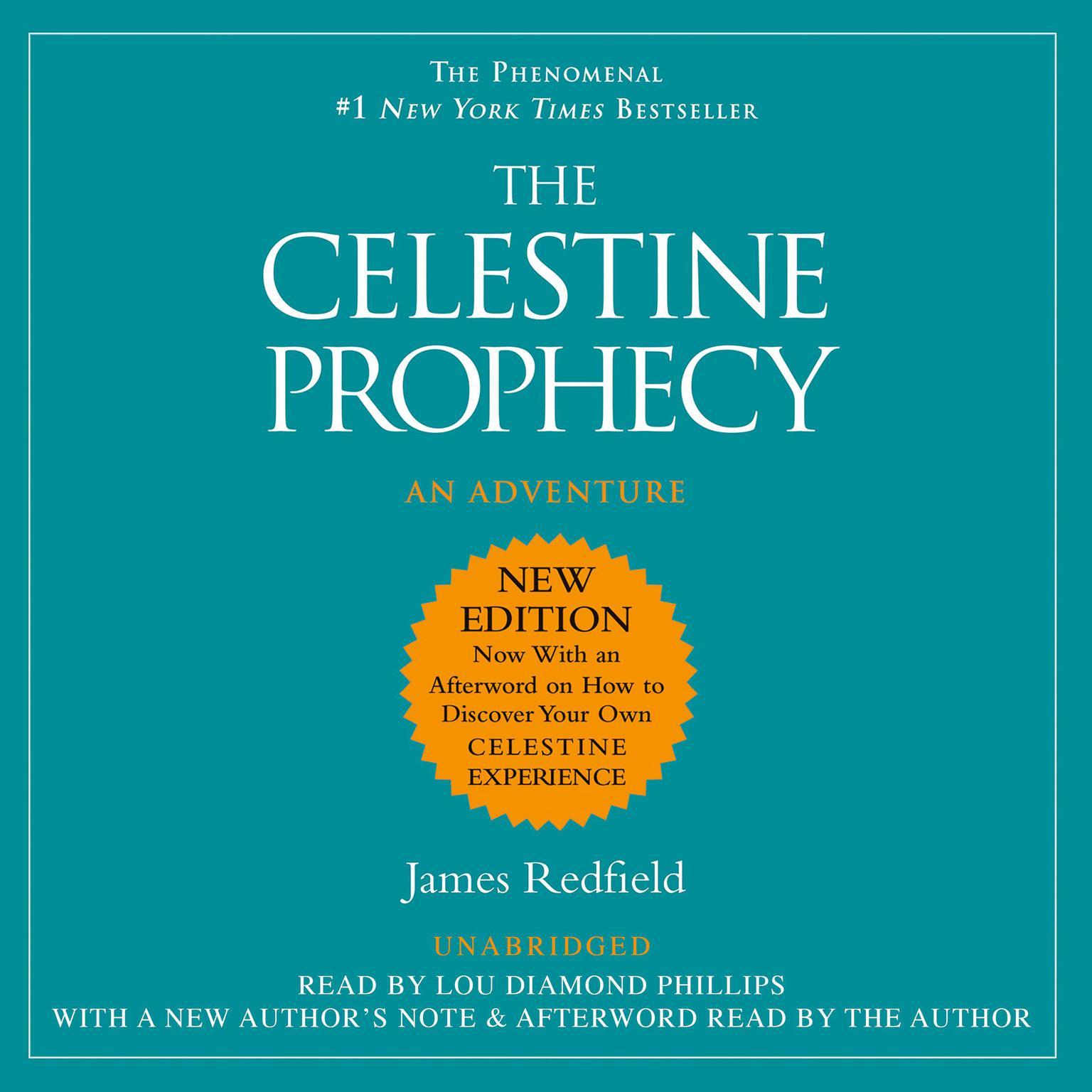 Printable The Celestine Prophecy Audiobook Cover Art