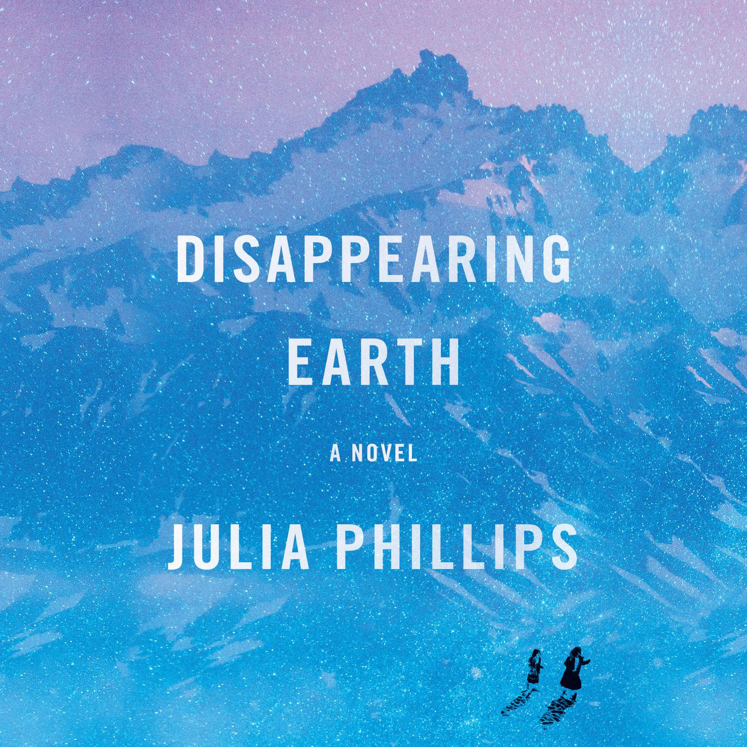 Printable Disappearing Earth: A novel Audiobook Cover Art