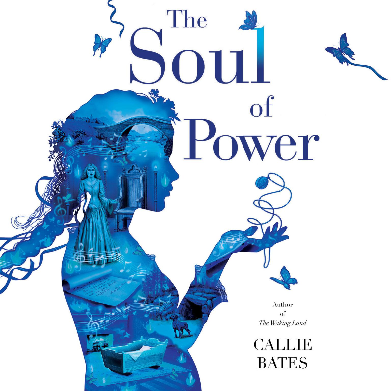 Printable The Soul of Power Audiobook Cover Art