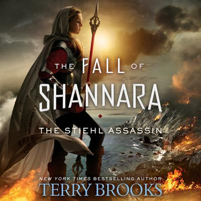 The Stiehl Assassin Audiobook, by Terry Brooks