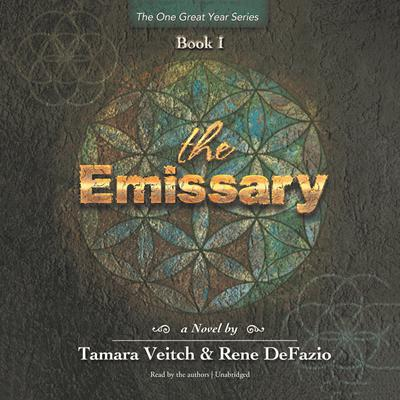 The Emissary Audiobook, by Tamara Veitch