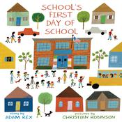Schools First Day of School Audiobook, by Adam Rex
