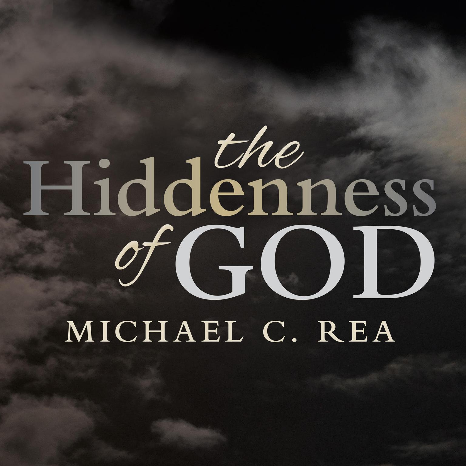Printable The Hiddenness of God Audiobook Cover Art