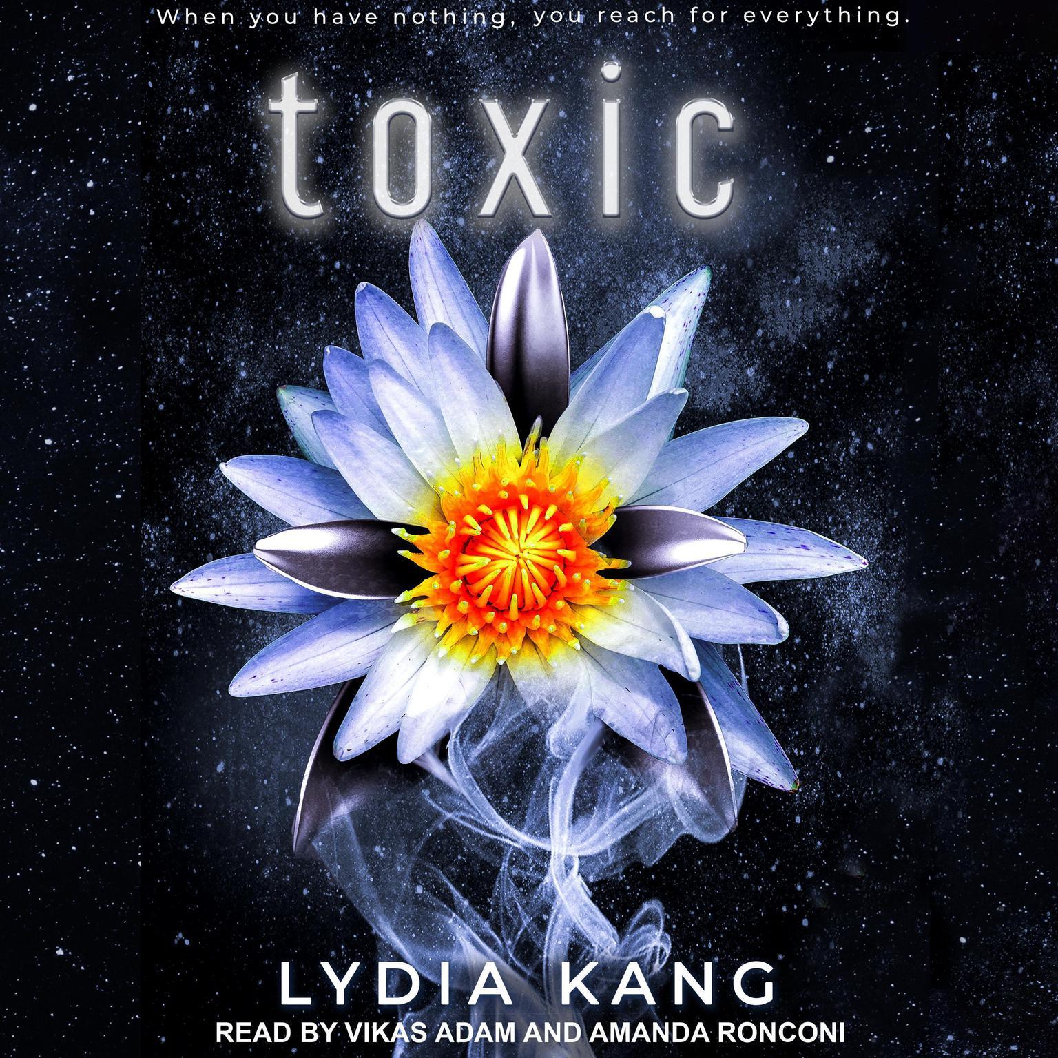 Toxic Audiobook, by Lydia Kang