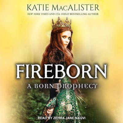 Fireborn Audiobook, by Katie MacAlister