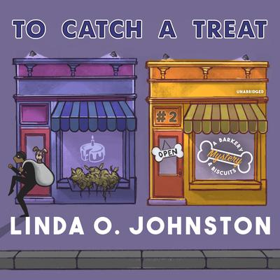 To Catch a Treat: A Barkery & Biscuits Mystery Audiobook, by Linda O. Johnston