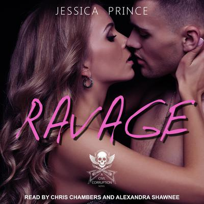 Ravage Audiobook, by Jessica Prince