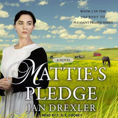 Matties Pledge Audiobook, by Jan Drexler