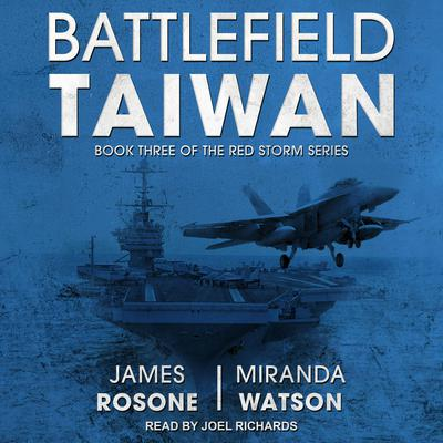 Battlefield Taiwan Audiobook, by James Rosone