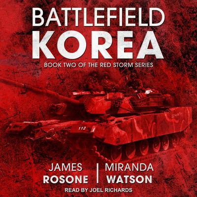 Battlefield Korea Audiobook, by James Rosone
