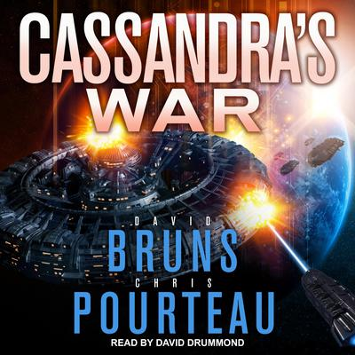 Cassandra's War Audiobook, by Chris Pourteau