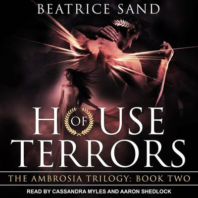 House of Terrors: Sons of the Olympian Gods Audiobook, by Beatrice Sand