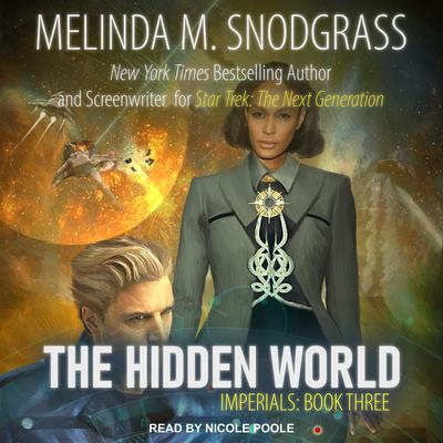 The Hidden World Audiobook, by Melinda Snodgrass
