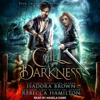 Call of Darkness Audiobook, by Rebecca Hamilton