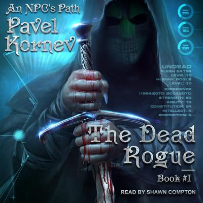 The Dead Rogue  Audiobook, by Pavel Kornev