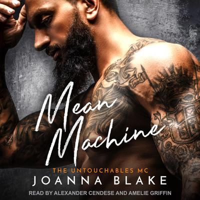 Mean Machine Audiobook, by Joanna Blake