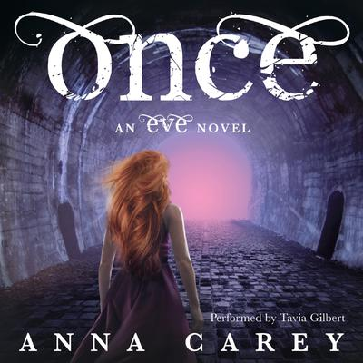 Once Audiobook, by Anna Carey