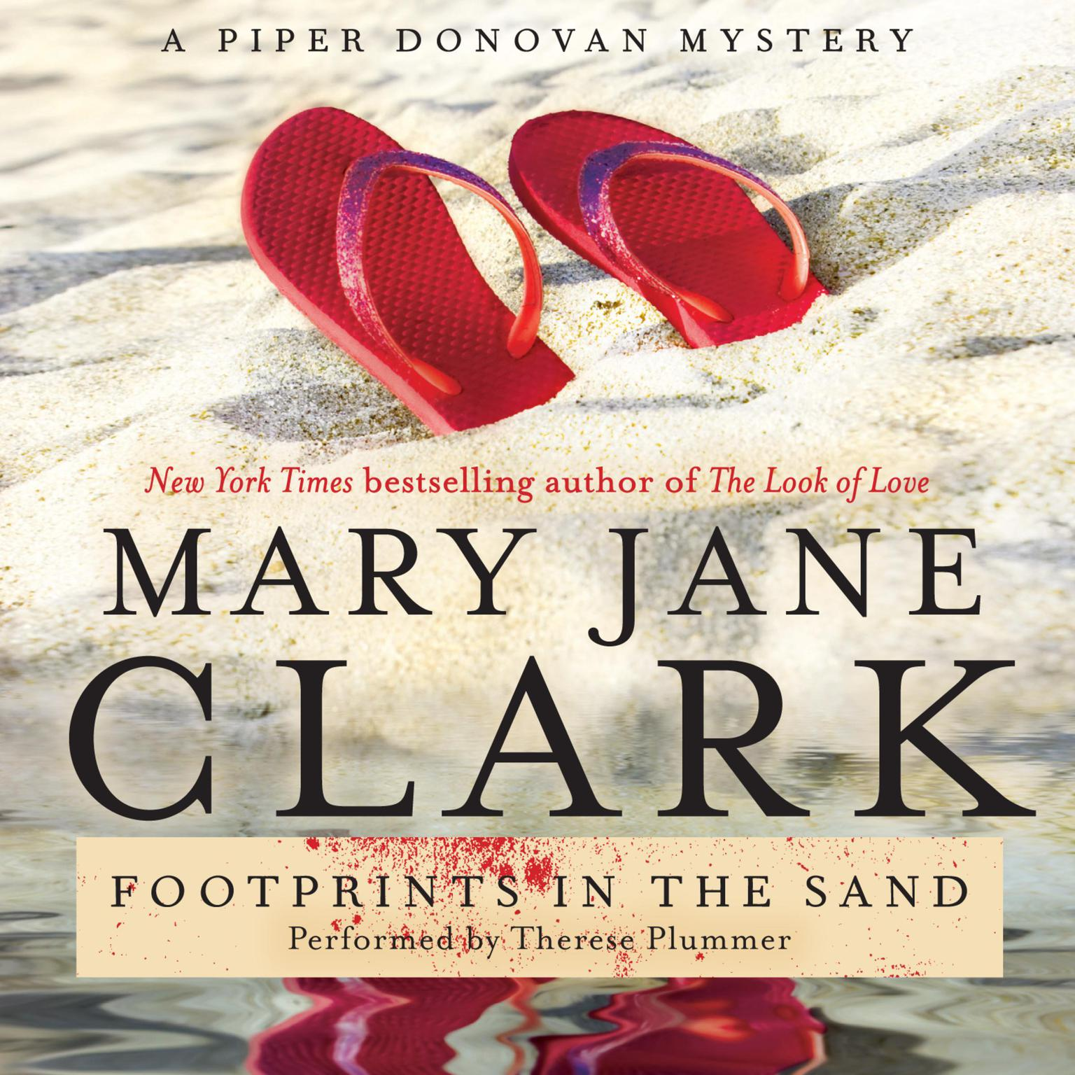 Footprints in the Sand Audiobook, by Mary Jane Clark