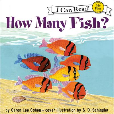 How Many Fish? Audiobook, by Caron Lee Cohen