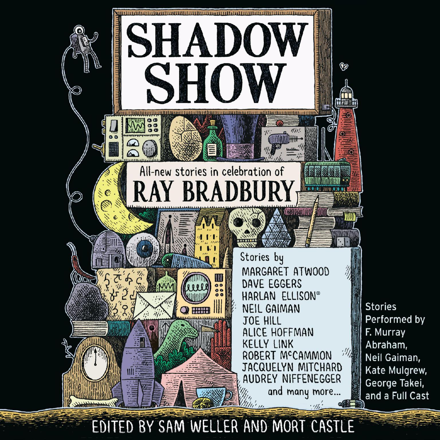 Printable Shadow Show: All-New Stories in Celebration of Ray Bradbury Audiobook Cover Art