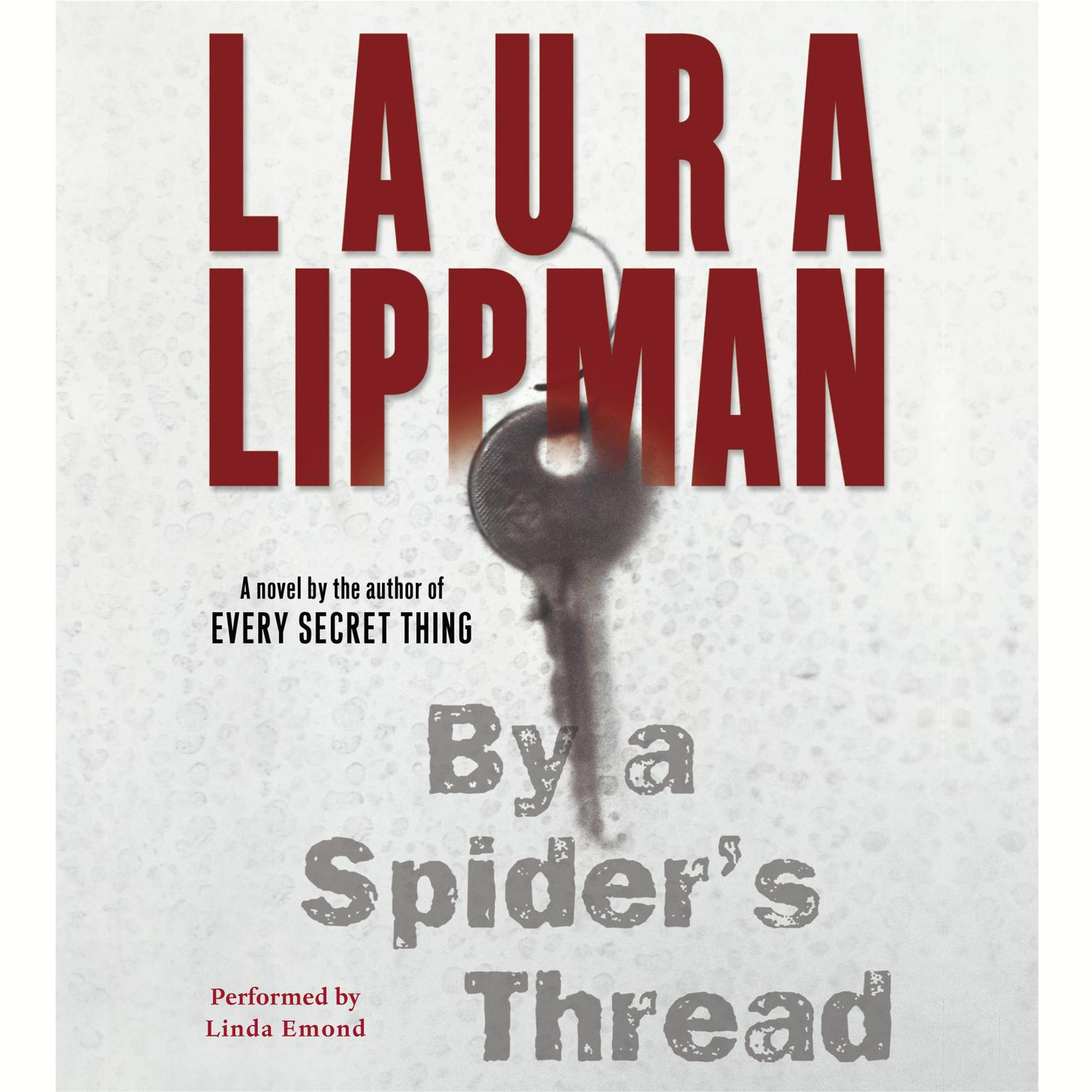 Printable By a Spider's Thread (Abridged) Audiobook Cover Art