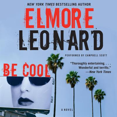 Be Cool Audiobook, by Elmore Leonard