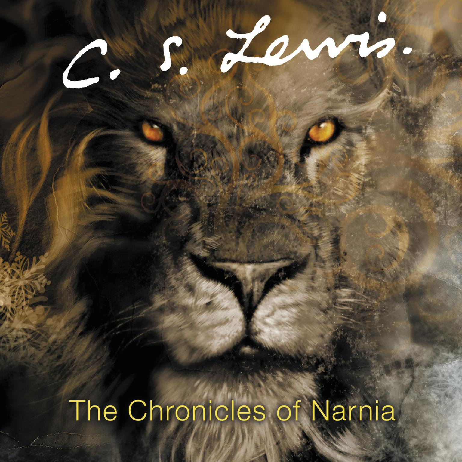 Printable The Chronicles of Narnia Adult Box Set Audiobook Cover Art