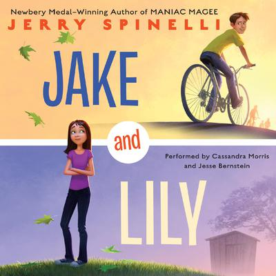 Jake and Lily Audiobook, by Jerry Spinelli