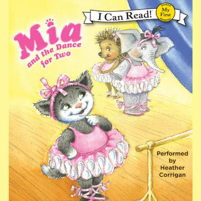 Mia and the Dance for Two Audiobook, by Robin Farley