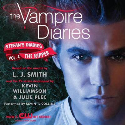 The Vampire Diaries: Stefans Diaries #4: The Ripper Audiobook, by L. J. Smith