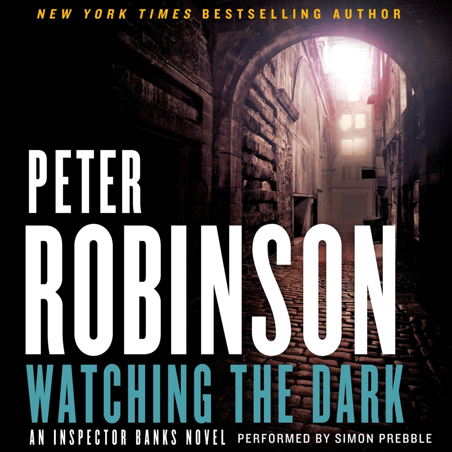 Printable Watching the Dark: An Inspector Banks Novel Audiobook Cover Art