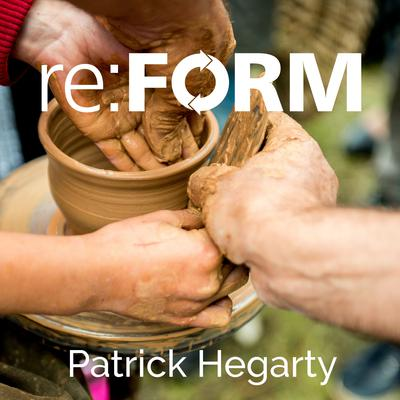 re:FORM Audiobook, by Patrick Hegarty