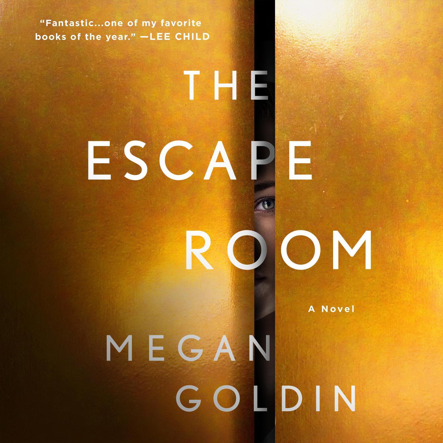 Printable The Escape Room: A Novel Audiobook Cover Art