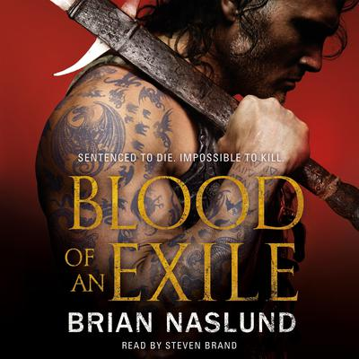 Blood of an Exile Audiobook, by Brian Naslund