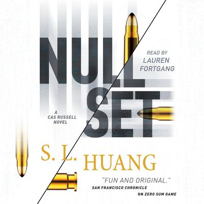 Null Set: A Cas Russell Novel Audiobook, by S. L. Huang