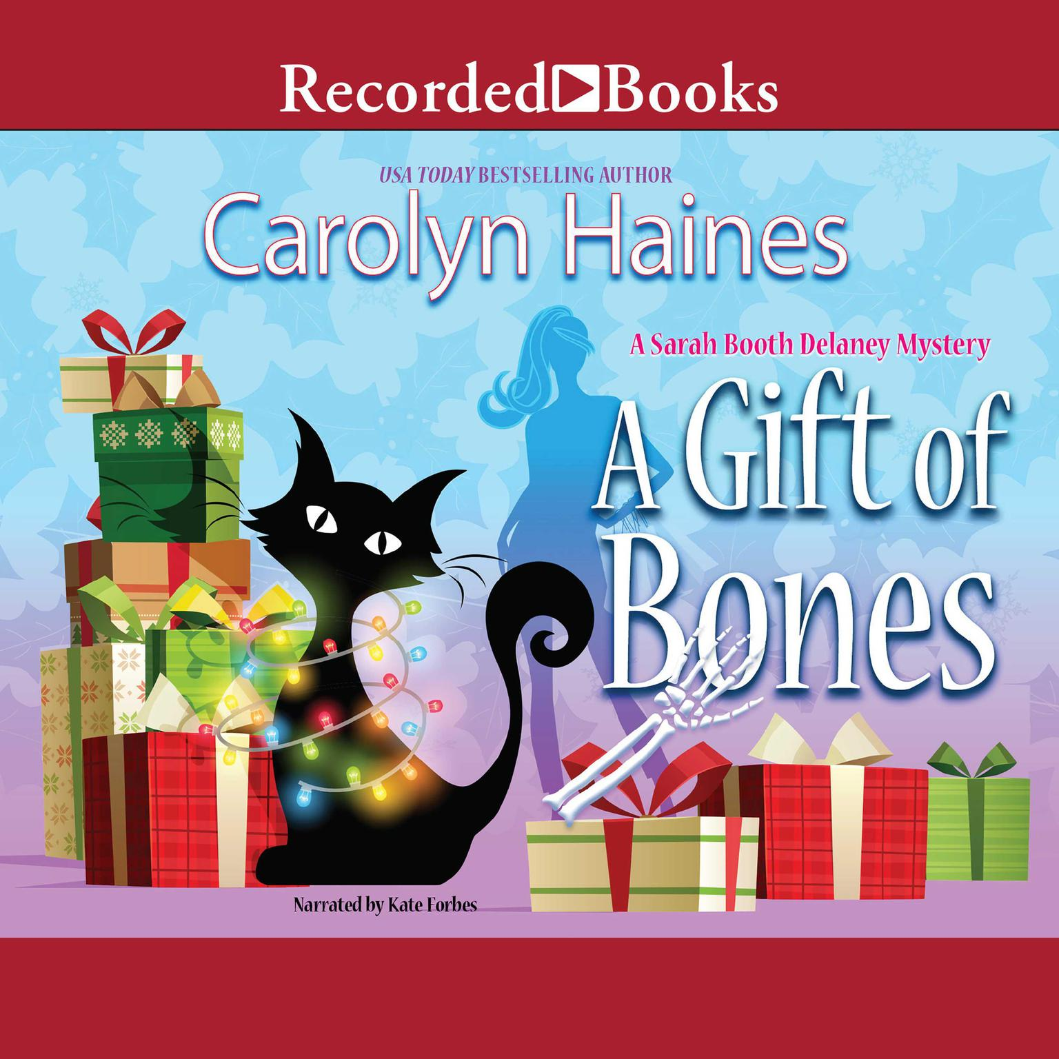Printable A Gift of Bones Audiobook Cover Art