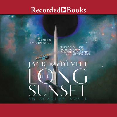 The Long Sunset Audiobook, by Jack McDevitt