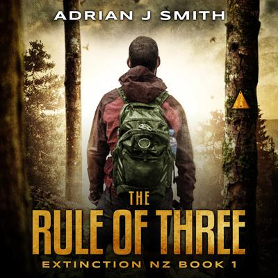 The Rule of Three  Audiobook, by Adrian J. Smith