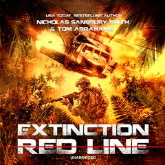 Extinction Red Line Audiobook, by Nicholas Sansbury Smith, Tom Abrahams
