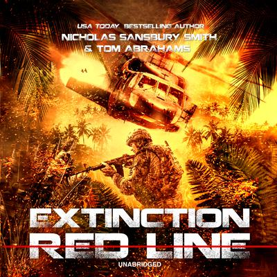 Extinction Red Line Audiobook, by Nicholas Sansbury Smith