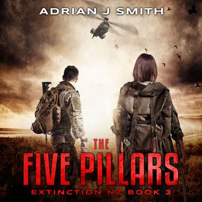 The Five Pillars Audiobook, by Adrian J. Smith
