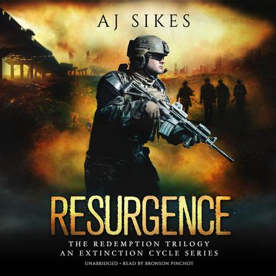 Resurgence: An Extinction Cycle Story Audiobook, by Aaron Sikes