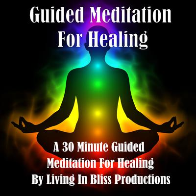 Guided Meditation For Healing: A 30 Minute Guided Meditation For Healing: A 30 Minute Guided Meditation For Healing Audiobook, by Living In Bliss Productions